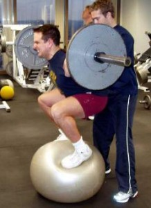 Bad Personal Trainer