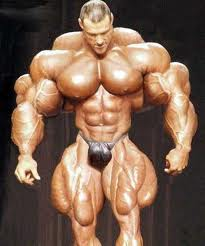 Extreme Muscle - Steroids?