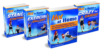 Hot at Home Fitness Package
