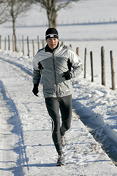Safe and Comfortable Cold Weather Running