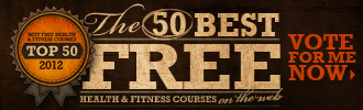 50 Best Free Health & Fitness Courses on the Web